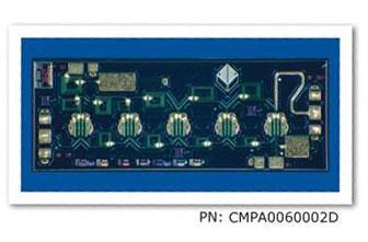 CREE 基于单片微波集成电路(MMIC)的氮化镓(GaN)高电子迁移率晶体管(HEMT)