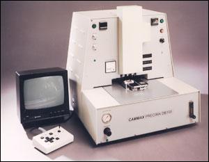 英国 CAMMAX DB100 半自动精密共晶贴片机/粘片机