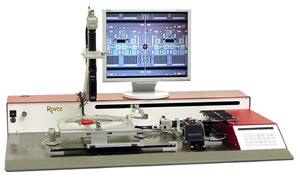 美国 Royce DE35-ST 半自动晶粒分拣机/挑粒机